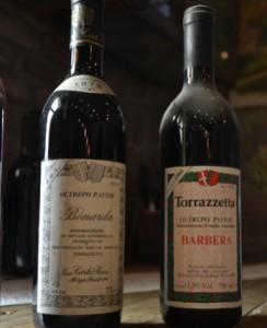 Torrazzetta_bottiglie storiche